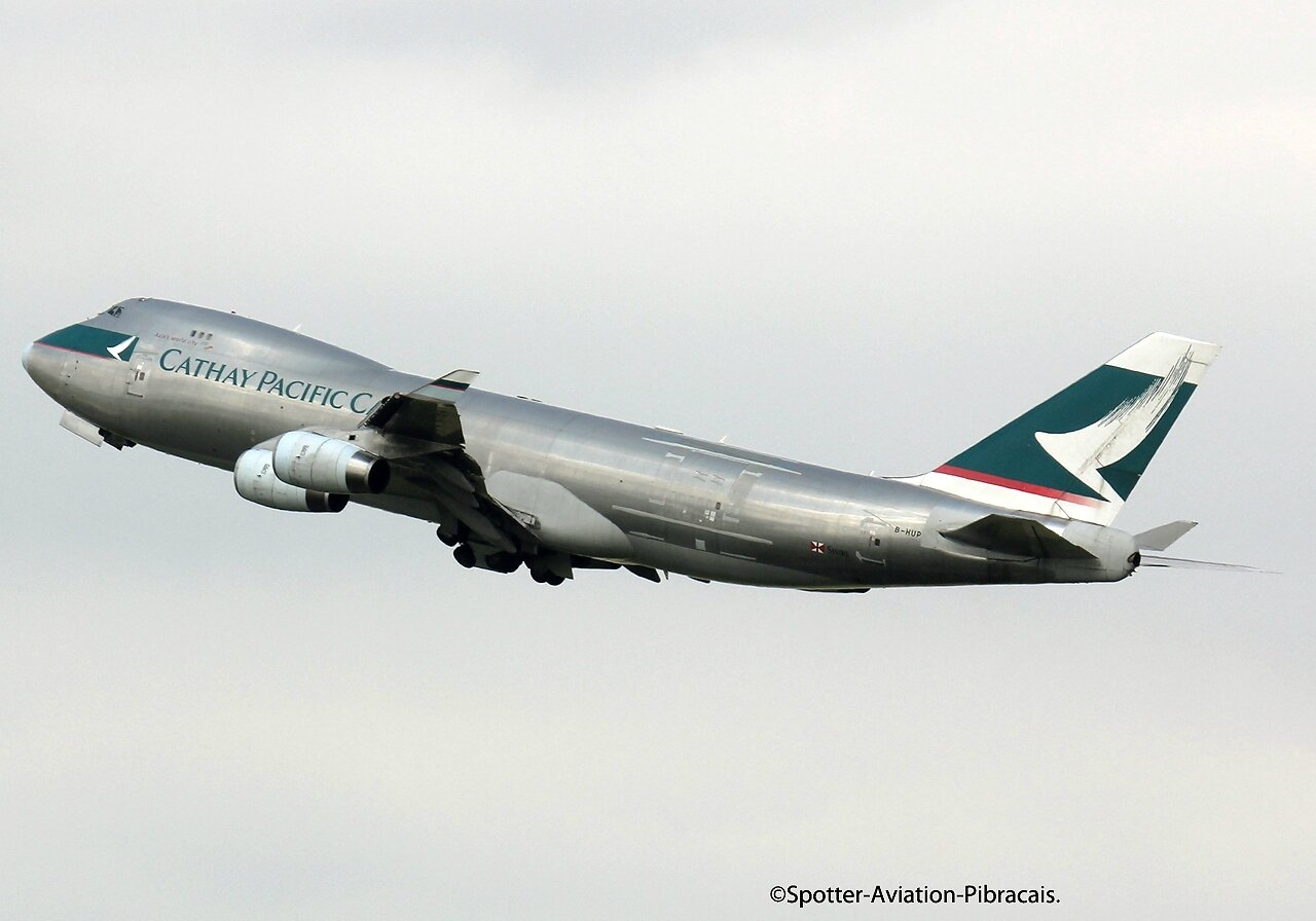 Cathay Pacific Airways Cargo