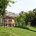 Paris en vrac - Les Buttes <b>Chaumont</b>