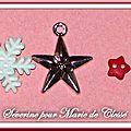 Echange boutons Noël Chez Manou60 Séverine pour Marie de Clessé 2