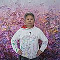 Zhuang <b>Hong</b> <b>Yi</b>'s captivating and iridescent works on view at Unit London
