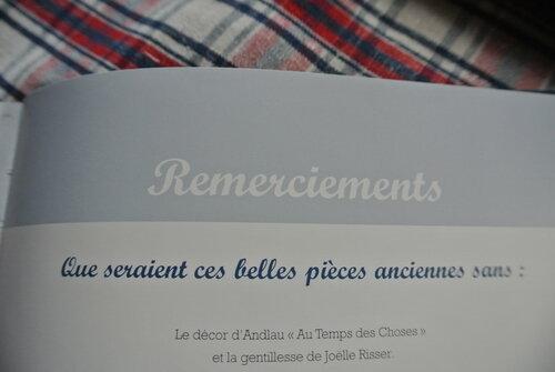 le livre de Francine édition DMC ..