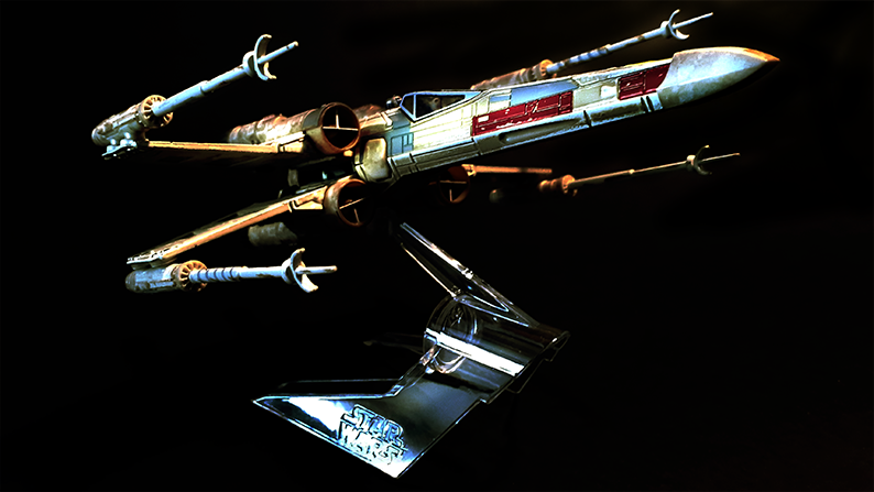 x-wing hotwheel elite 06