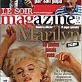 Le soir magazine (Bel) 2012