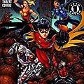 DC Comics Teen <b>Titans</b> 2003 / 2011