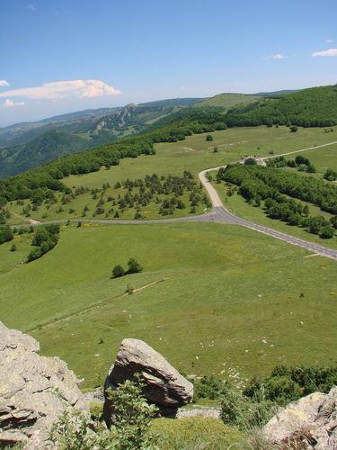 2008 06 26 Paysage vu depuis le Mont Gerbier des Jonc
