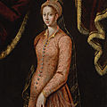 After Tiziano Vecellio, called Titian, Cameria, or Mihrimah <b>Sultan</b> (1522-1578), daughter of Suleyman The Magnificent