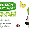 Lancement de l'application mobile <b>Botanic</b>® [Actu <b>Botanic</b>®]