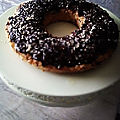 Donuts géant