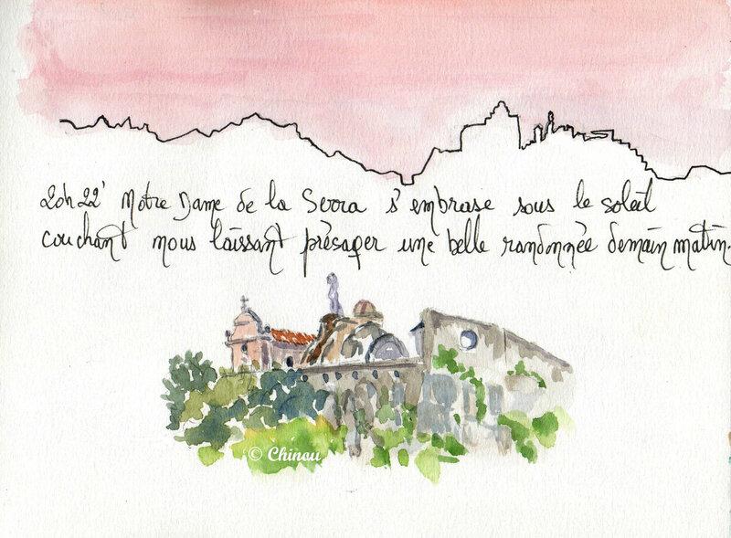 61 Notre Dame de la Serra