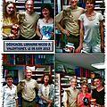 Librairie NICOD à Valentigney le 8 juin 2013