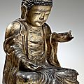 Exhibition of Buddhist art from the Newark Museum organized exclusively for Nashville's Frist Center