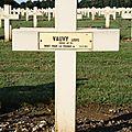 Vauvy louis (saint cyran du jambot) + 13/12/1915 liévin (62)