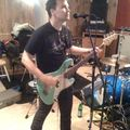 Mark Hoppus is in the <b>studio</b>