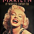 Marilyn at twentieth century fox