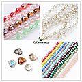 <b>Perles</b> jamais démodées-l'un de matériel essentiel pour <b>bijoux</b>
