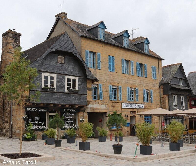 00509 Plomodiern - Le Pays de Plougastel - Le Faou blog