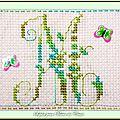 Echange ATC [Initiale de ma binôme] Lettre M Sophie pour Marie de Clessé 1