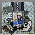 Lift de page d'octobre du fofo
