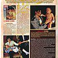 Les confidences du roi de la pop - black & white n°24, mars 1998