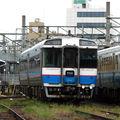 JRキハ185 (185-3106), Matsuyama depot