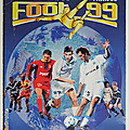 Album ... ALBUM <b>PANINI</b> FOOT 99 * Championnat de France