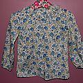 premieres blouses de l'année