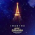 PARIS <b>JUNIOR</b> 2021 : Logo de l'édition 2021 dévoilé !