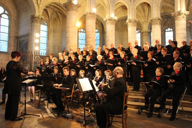 18 - concert à l'Eglise St Pierre
