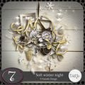 Soft winter night by fanette @7th heaven designs