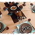 Table gourmandises chocolatées 041