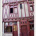 cité Plantagenêt Le MANS_maisons colombage
