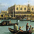 Largest-ever display of <b>Canaletto</b> paintings in Scotland goes on show at The Queen's Gallery, Palace of Holyroodhouse