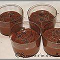 Mousse au chocolat (corsé) de pierre herme