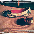 Coup de blues pour une histoire de shoes!