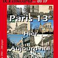 Histoire & histoires... du 13e - hors-série