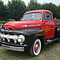 FORD F-1 2door pick-up