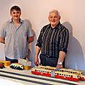 Exposition BIELSA père et fils : trains, jouets, jeux anciens