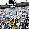 Quadrinhos : exposição apresenta um amplo panorama dos quadrinhos no Brasil e no mundo