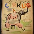 Le cirque Cirkus.