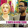 2 days in New York ★★★