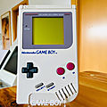 Ma nouvelle <b>Gameboy</b>