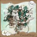 Emerald breeze de fanette @digital-crea