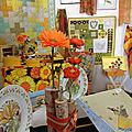 Exposition club art et soie