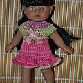Anya - poupée mini-Corolline - Corolle