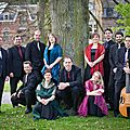 Trésors du baroque allemand. concert. vox luminis. 28 février. temple neuf