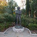 Statue de paul cezanne aix en provence