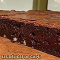 Le meilleur <b>brownie</b> du monde