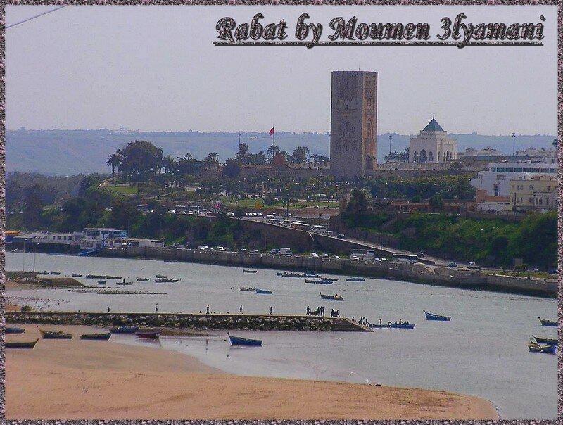 Bouregreg Rabat
