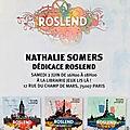 Roslend, tome 3 et dédicace samedi 2 juin, paris