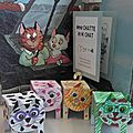 Atelier paper toy chat